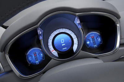CadillacPRV 07 Cadillac Provoq Compact Fuel Cell SUV Concept Photos