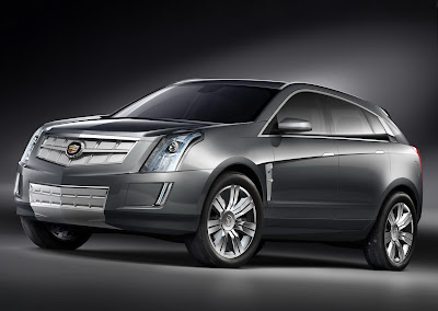 CadillacPRV 18 Cadillac Provoq Compact Fuel Cell SUV Concept Photos
