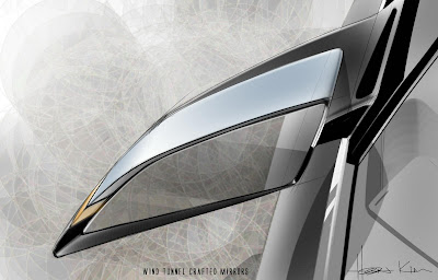 CadillacPRV 23 Cadillac Provoq Compact Fuel Cell SUV Concept Photos