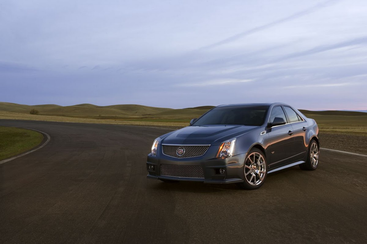 Press release 2009 cts v cadillac s ultimate expression of performance and luxury