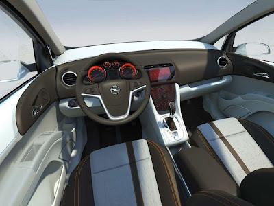 MerivOp 2 Opel Meriva Concept Official Images
