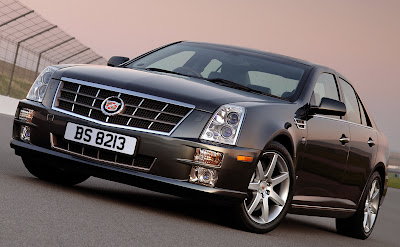 Caddy 1 RHD '08 Cadillac CTS Goes on Sale in the UK Photos