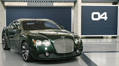 BBGTZ 2 Bentley Continental Zagato GTZ Photos