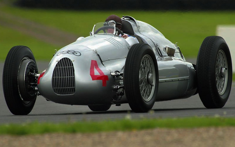 Auto Union Type D Racing Car To Be Auctioned At Christies