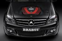 Carscoop Brabus C 27 Brabus tunes 2008 Mercedes C Class