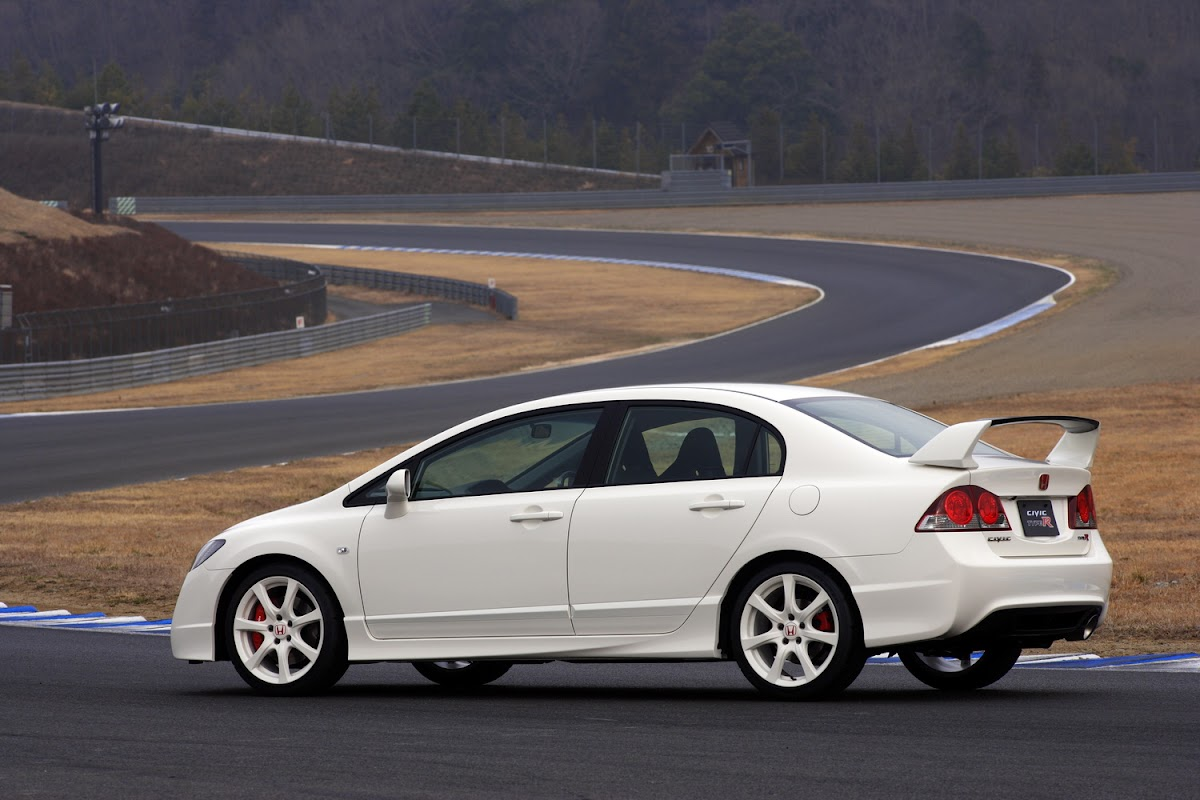 Press release honda adds new type r to civic lineup