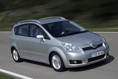 Toyota Verso (2002-2008) - Car Reliability Index | Reliability ...