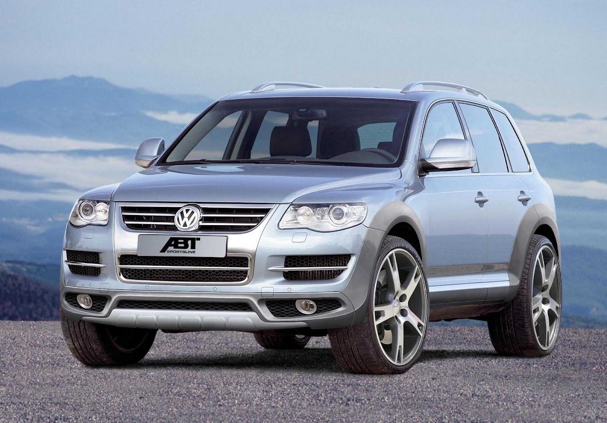 2008 ABT Volkswagen Touareg Facelift