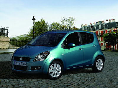 Carscoop Splash 4 Suzuki Splash: Official Images Released