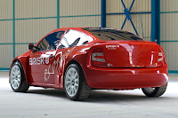 Carscoop BriskFabia 5 Skoda Fabia Coupe With A 500Hp 2.0TFSI Engine