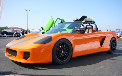 La Bala: $25,000 Lightweight Kit Car Based On The Toyota MR2