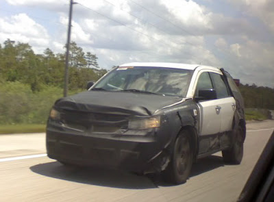 Dodge Journey 2015 Spy Shot | Autos Post