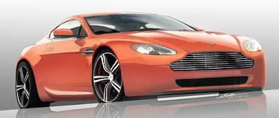 Carscoop Aston+MArtin Frankfurt Aston Martin To Debut DB9 LM & V8 Vantage N400 Photos