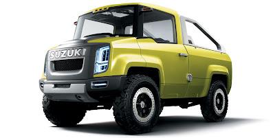 Carscoop SuzukiXHEAD Suzuki X Head Concept   Tokyo Show Preview