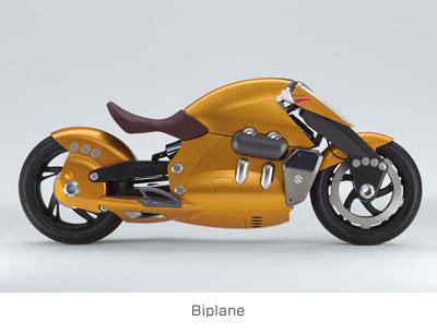 Carscoop SUZK MTRC 7 Suzuki Crosscage & Biplane Concepts  Tokyo Preview