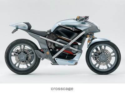 Carscoop SUZK MTRC 8 Suzuki Crosscage & Biplane Concepts  Tokyo Preview