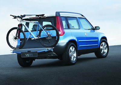 Carscoop SkodaYetiC 2 resize Skoda Confirms Yeti SUV Production Starts In 2009