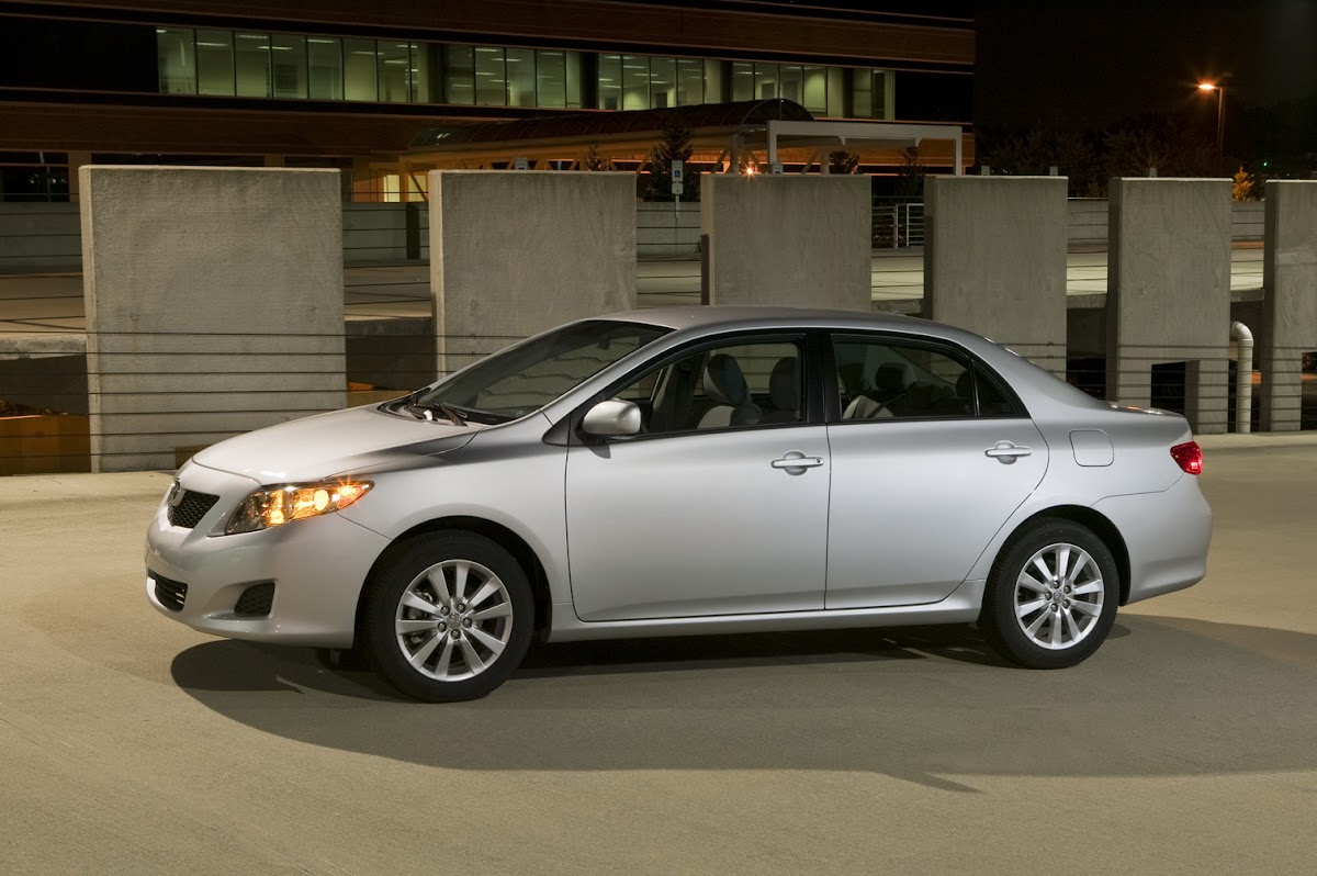 Press release toyota unveils all new 10th generation corolla at 2007 sema show