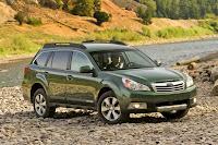 2010 Subaru Legacy Outback 2 Minor Updates for 2011 Subaru Legacy Sedan and Outback Photos
