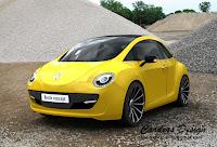 2012 VW Beetle 0 Design Proposal for Next Generation VW Beetle Photos
