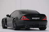 Brabus Takes on Mercs SL65 AMG Black Series with New T65  Photos