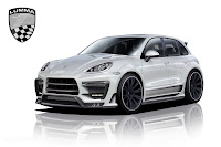 Lumma Design 2011 Porsche Cayenne 0 New 2011 Porsche Cayenne CLR 550 GT by Lumma Design Photos