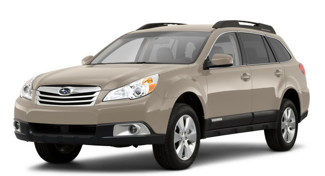 10MY Outbck 3.6R Subaru Issues Safety Recall for 2010 Legacy and Outback Models Photos