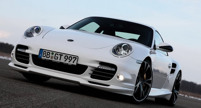 TechArt Porsche 911 Turbo 01 TechArt Launches New Performance Kits for Facelifted Porsche 911 Turbo