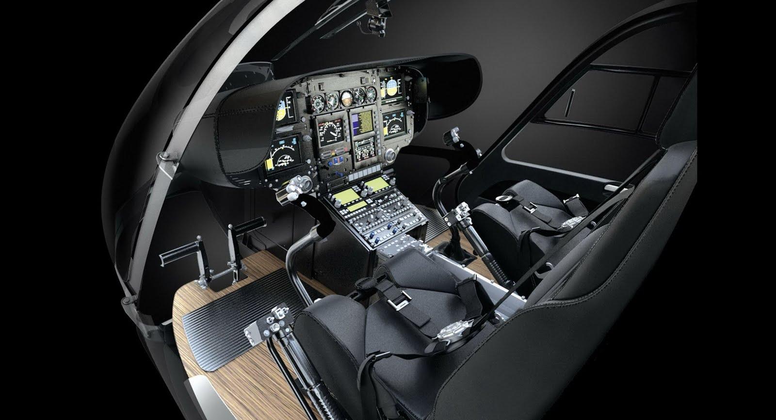 Mercedes-Benz Opens Styling division, Reveals Concept Interior for ... | {Auto cockpit mercedes 37}