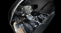 Mercedes Benz Style 002 Mercedes Benz Opens Styling division, Reveals Concept Interior for Eurocopter Photos