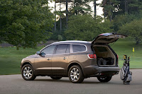Buick Enclave 1 Baby Buick Enclave set to Join Reinvigorated Lineup