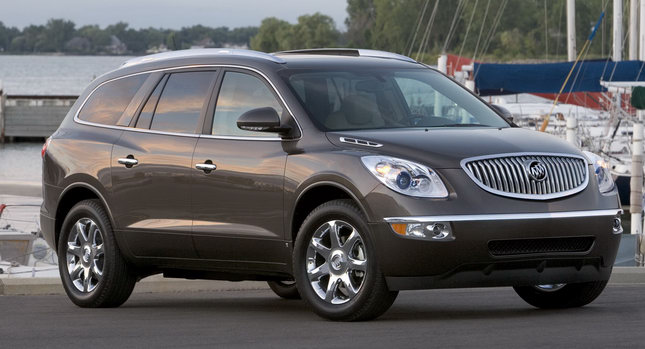 Buick Enclave 0 Baby Buick Enclave set to Join Reinvigorated Lineup