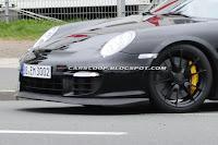 2011 Porsche 911 GT2 RS 11 SPY SHOTS: New Hardcore Porsche 911 GT2 RS Could get 600HP Photos