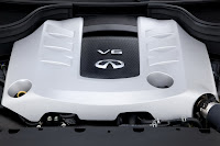 Infiniti FX30d 7 Infiniti Confirms UK Pricing for its First Diesel Model, the FX30d Photos