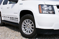 Geiger Tri Mode Chevy Tahoe 6 Geiger Goes Tri Mode on Chevys Tahoe Hybrid with LPG Conversion