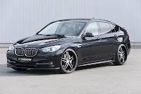 BMW 5 GT Hamann 22 Hamann Motorsports Reinterprets the BMW 530d GT