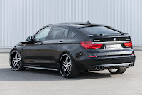 BMW 5 GT Hamann 24 Hamann Motorsports Reinterprets the BMW 530d GT