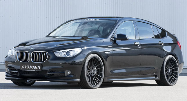 hamann motorsports reinterprets the bmw 530d gt. Black Bedroom Furniture Sets. Home Design Ideas