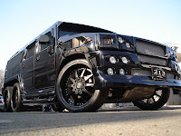 Hummer H2 Ultimate Six 5 Japans 213 Motoring Builds the Ultimate Six Hummer H2