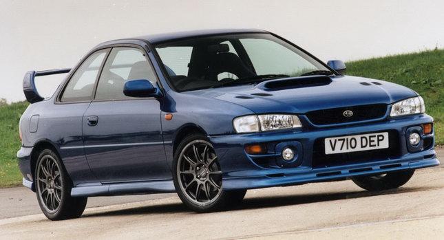 Subaru Impreza P1 Coupe 0 Subaru Impreza P1 Coupe Owners Celebrate 10th Anniversary
