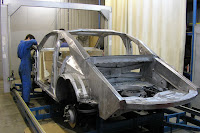 Russian Mercury Coupe 6 Stallones Mercury Coupe from Cobra Movie Inspires Porsche Cayenne Based Build in Russia