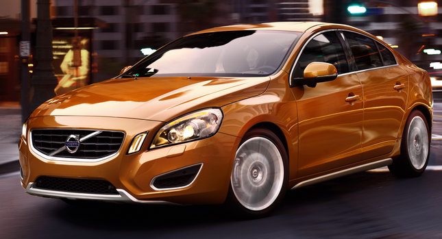 Volvo S60 0 Volvo Prices the New S60 to take on Everyone, Starts from $38,550