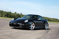 TechArt Aero Charges New Porsche 911 Turbo Photos