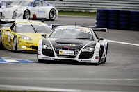 Audi Motorsport 11 Seven Audi R8 LMS Racers to Compete in 24 Hours of Nürburgring Photos
