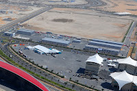 Ferrari World Abu Dhabi 7 Ferrari World Abu Dhabi Opens in October Formula Rossa Rollercoaster Unveiled Videos