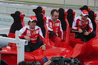 Ferrari World Abu Dhabi 5 Ferrari World Abu Dhabi Opens in October Formula Rossa Rollercoaster Unveiled Videos