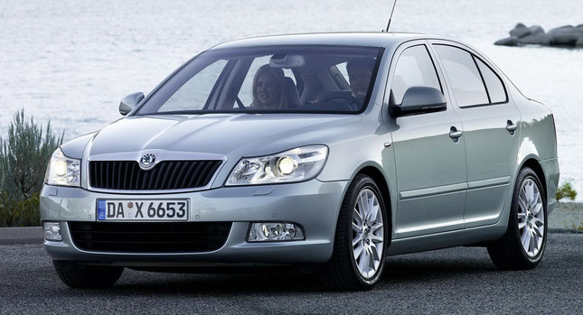 Skoda Octavia 0 Skoda: Powertrain Updates for 2011MY Octavia, Yeti and Superb Photos