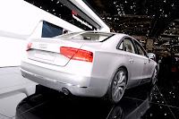 2011 Audi A8 Hybrid 42 New Audi A8 Hybrid with 2.0 Liter 4 Cylinder Engine Photos,Pictures,review