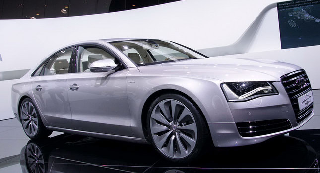 2011 Audi A8 Hybrid 0001 New Audi A8 Hybrid with 2.0 Liter 4 Cylinder Engine Photos,Pictures,review