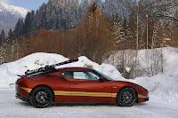 Lotus Evora 007 3 Lotus Evora Captured Filming in the Alps photos pictures